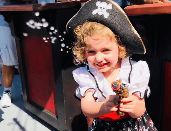 YEAR-ROUND PIRATE ADVENTURE Pirate Conquest
