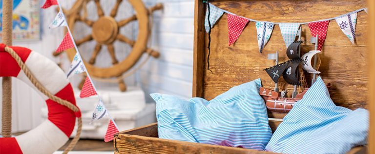 5 Tips to Throwing the Best Kid's Pirate Birthday Party