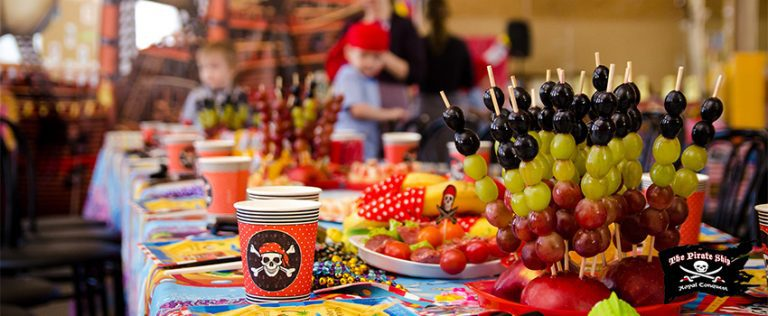 Fun Ideas for a Pirate-Themed Family Reunion