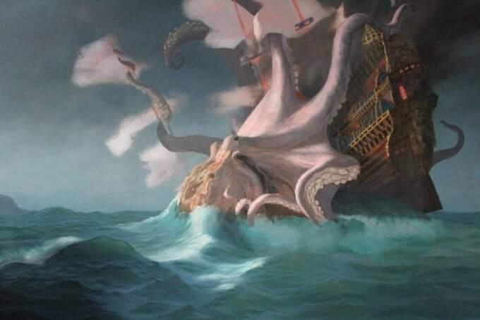 The Kraken Lore Pirate Conquest