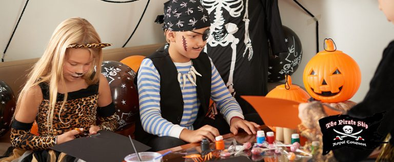 Pirate Arts And Crafts That Kids Can Make