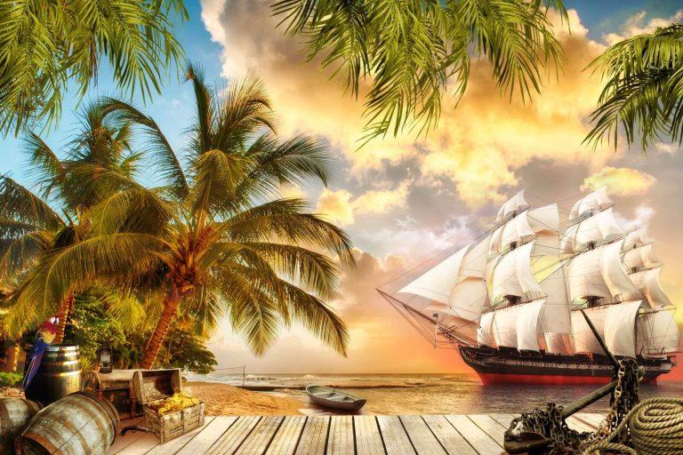 INTERNATIONAL TALK LIKE A PIRATE DAY Pirate Conquest