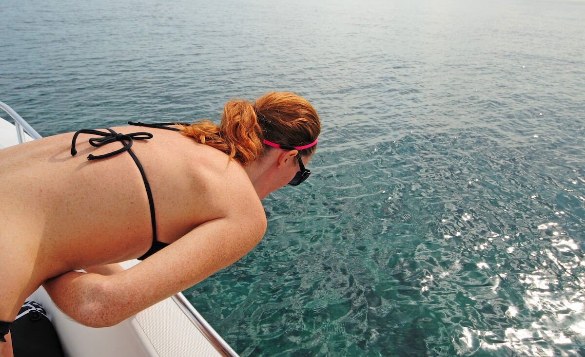 seasick seasickness tips